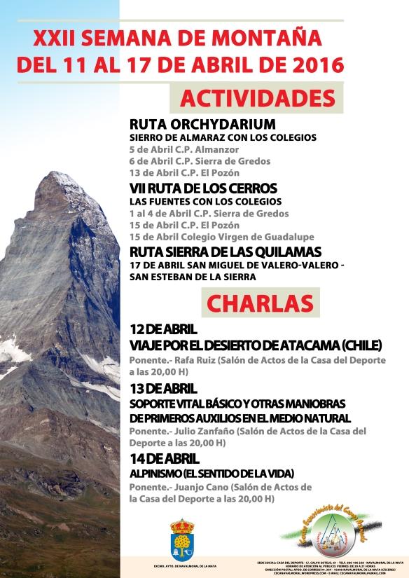 Semana Montaña